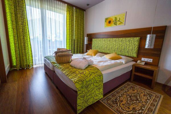 Hotel Paradiesquelle   Zimmer